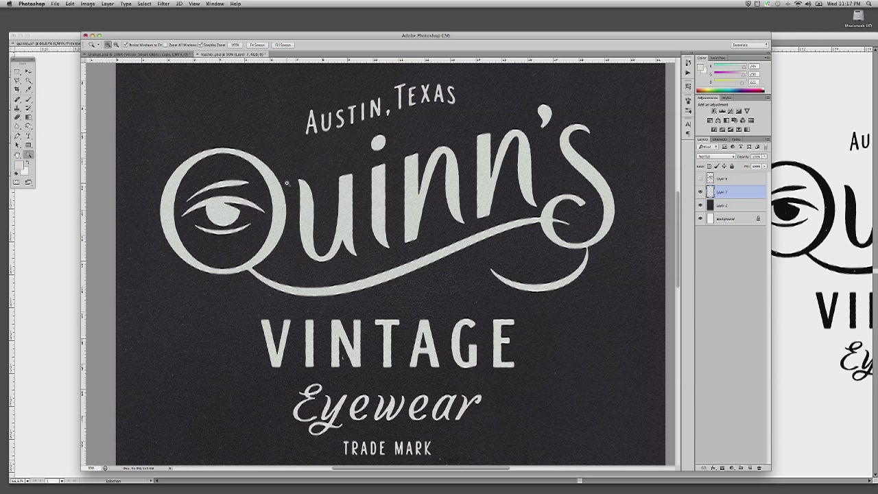 Logo Design: New Ways to Create Custom Vintage Type