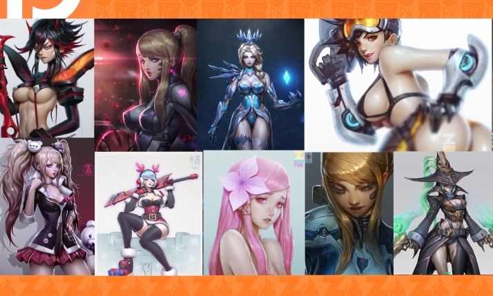 Patreon July 2015 Batch 1