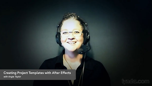 Lynda - Creating Project Templates with After Effects