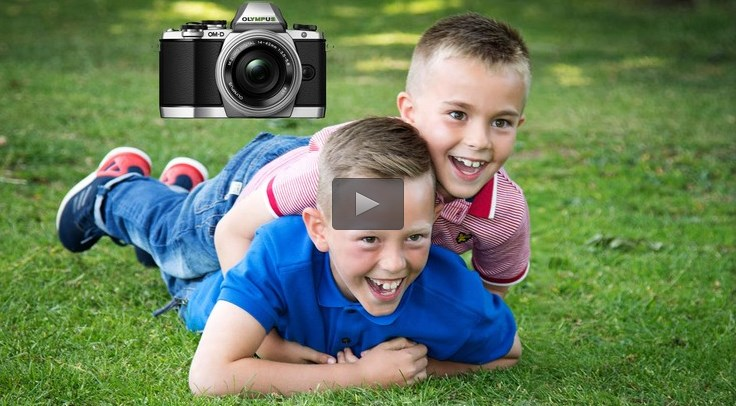 Photography - Individual & Family Posing - Live Sessions