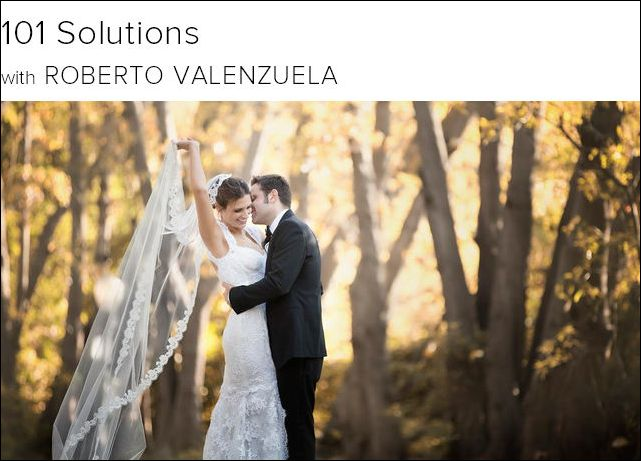 CreativeLive - 101 Solutions with Roberto Valenzuela
