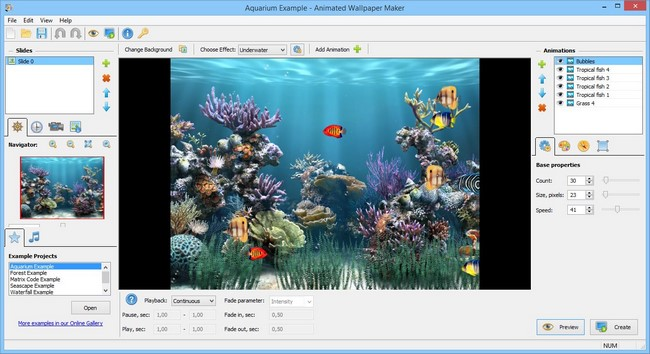DesktopPaints Animated Wallpaper Maker 4.2.3