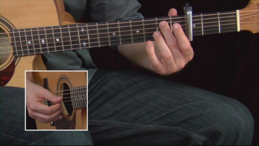 Adam Rafferty Teaches - How To Play The Jackson Five for Solo Fingerstyle