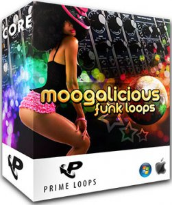 Prime Loops Moogalicious Funk Loops MULTiFORMAT-SYNTHiC4TE screenshot