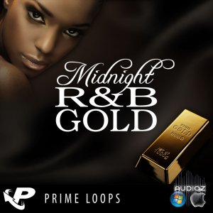 Prime Loops Midnight RnB Gold WAV screenshot