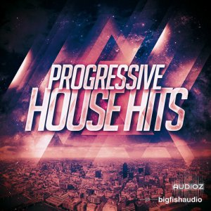 Big Fish Audio Progressive House Hits MULTiFORMAT-AUDIOSTRiKE screenshot