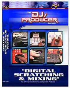 DJ Producer Series Vol.3 Scratching And Mixing DVDR-AG screenshot