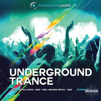Producer Loops Underground Trance Vol.2 MULTIFORMAT-DISCOVER screenshot