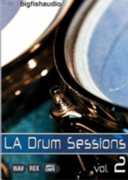 Big Fish Audio LA Drum Sessions Vol.2 MULTIFORMAT DVDR-DYNAMiCS screenshot