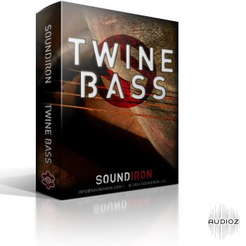 Soundiron Twine Bass KONTAKT screenshot