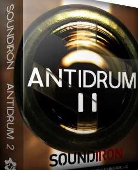 Tonehammer Anti Drum Vol.2 KONTAKT DVDR-SUNiSO screenshot