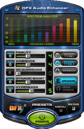 DFX Audio Enhancer 11.302