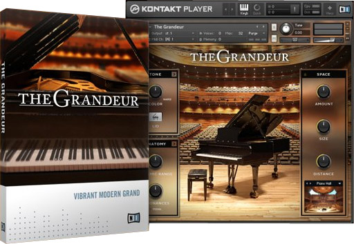 Native Instruments The Grandeur v1.2.0 KONTAKT [RE-UP]