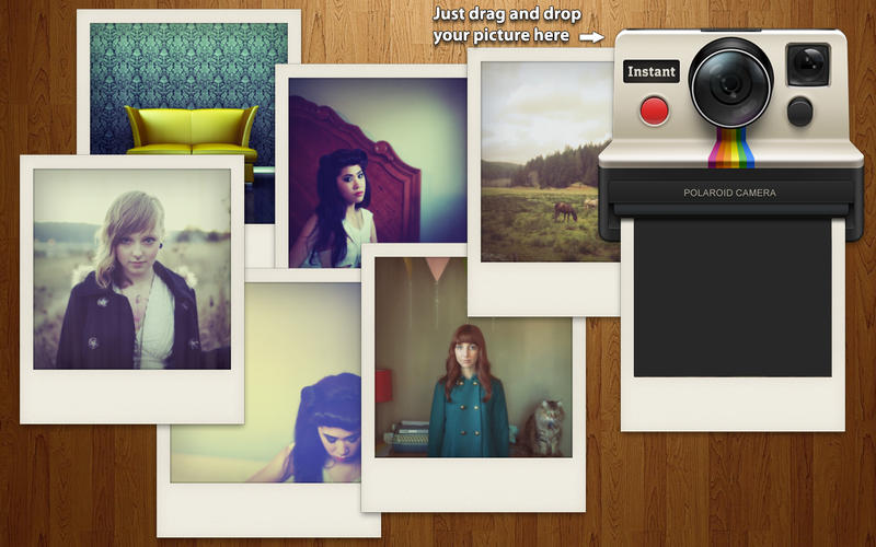 Instant: The Polaroid Instant Photos v3.0.2 Mac OSX
