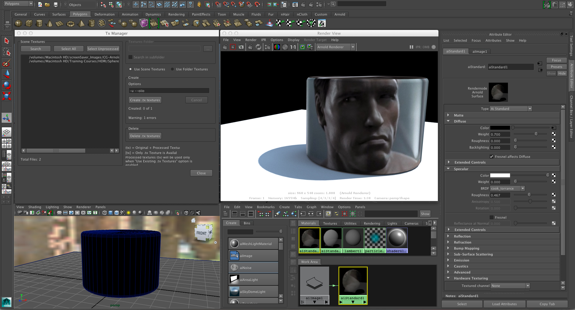 Solid Angle Houdini To Arnold v1.8.1 for Houdini (Win/Mac/Lnx)