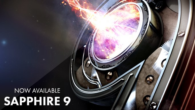 Genarts Sapphire v9.0 CE for After Effects