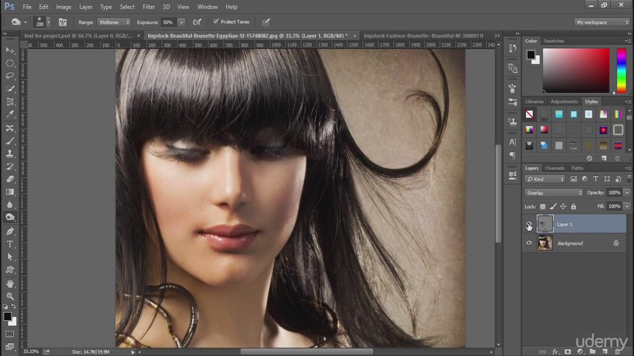 Udemy – Adobe Photoshop CC 2015: From Zero to Mastery