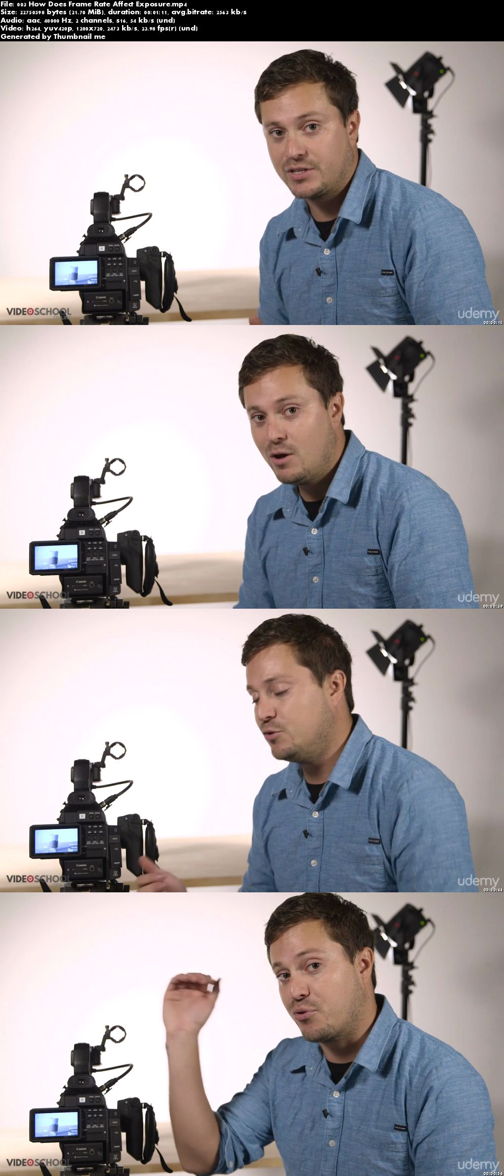Creative Cinematography: Shoot Better Video With Any Camera