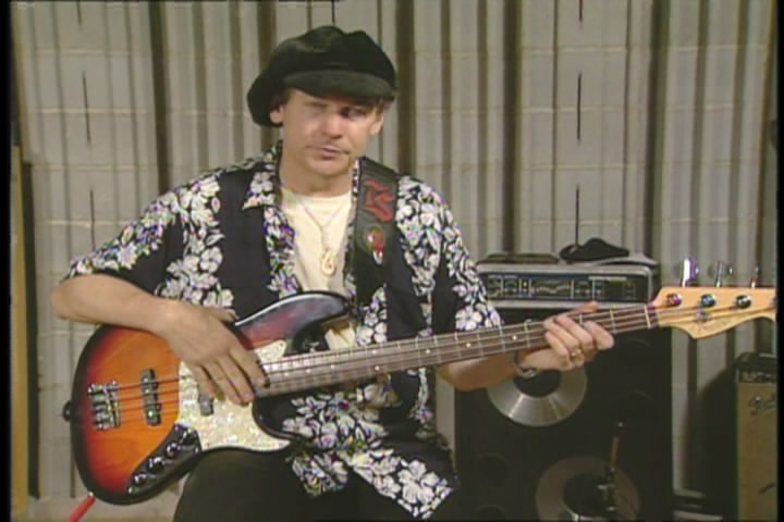 Tommy Shannon - Double Trouble Bass [repost]