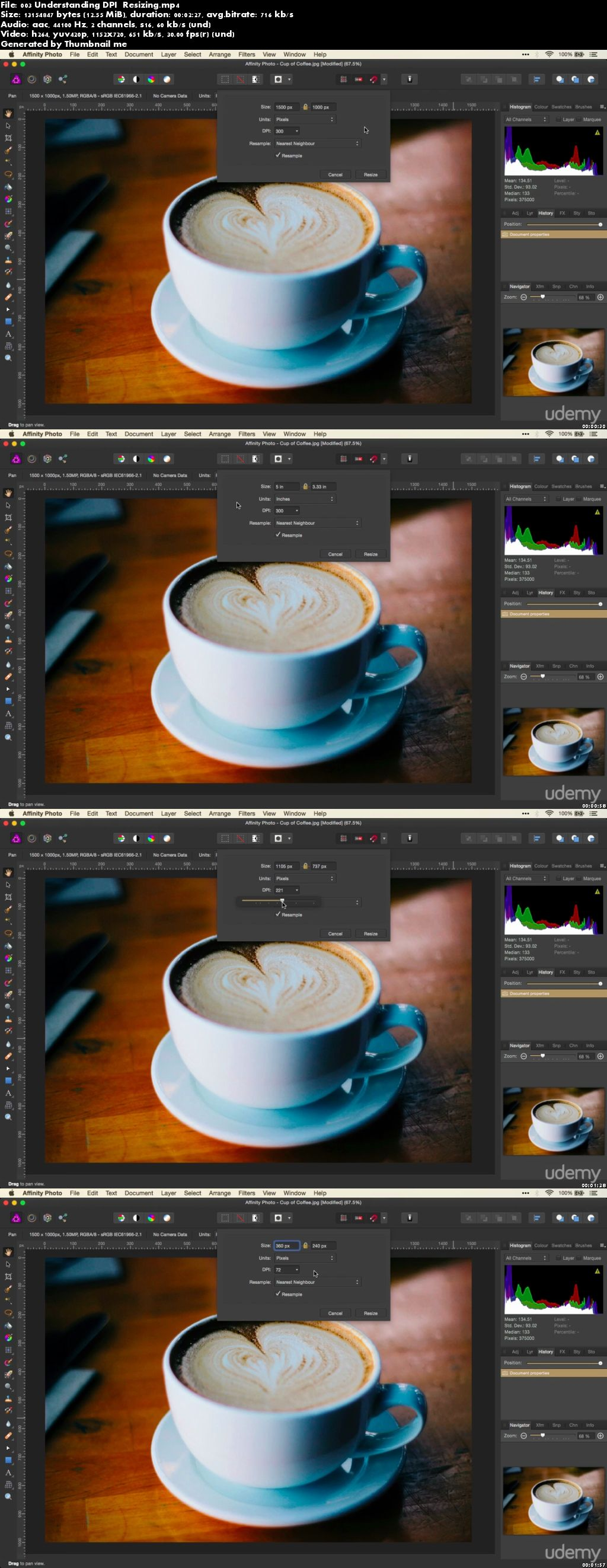 Affinity Photo 101: Master The Develop Persona