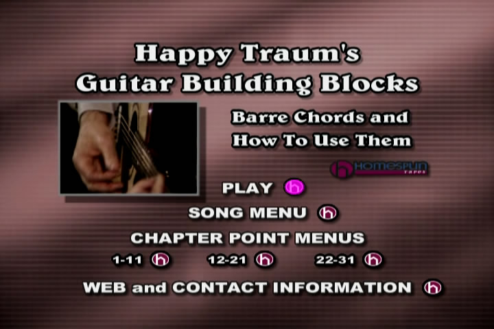 The Guitar Building Blocks: Barre Chords & How to Use Them [repost]