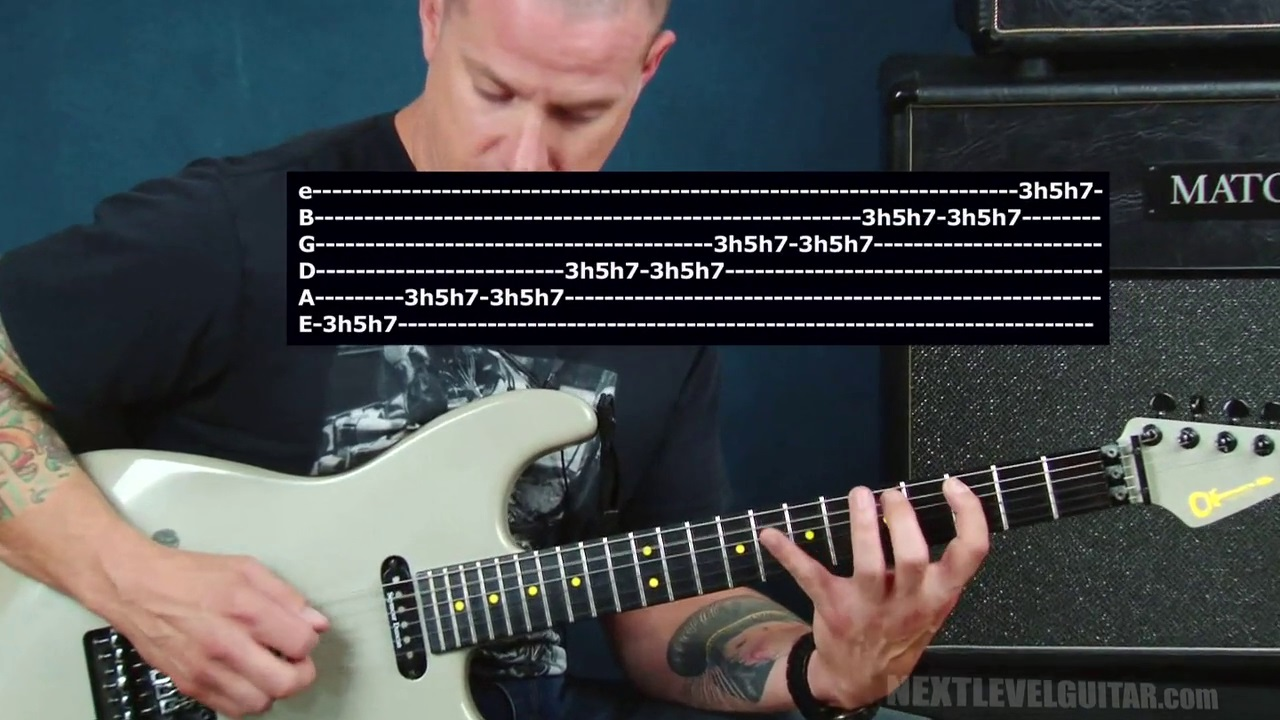 Next Level Guitar - Satriani Made Simple (2015)