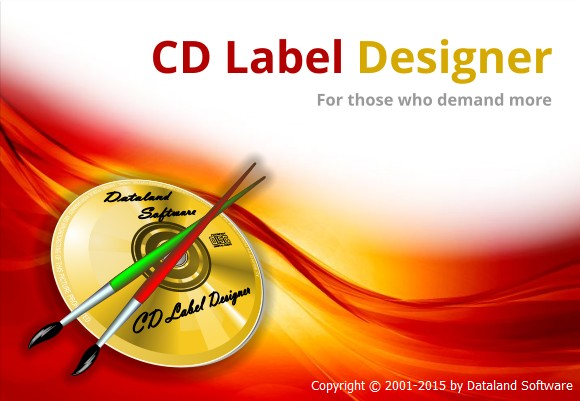 Dataland CD Label Designer 6.0 Build 673