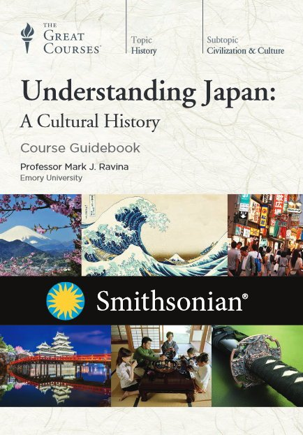 TTC Video - Understanding Japan: A Cultural History