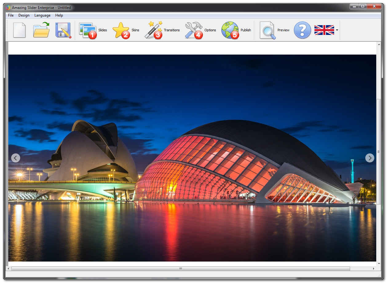 Amazing Slider Enterprise 5.8 Multilingual (Mac OS X)