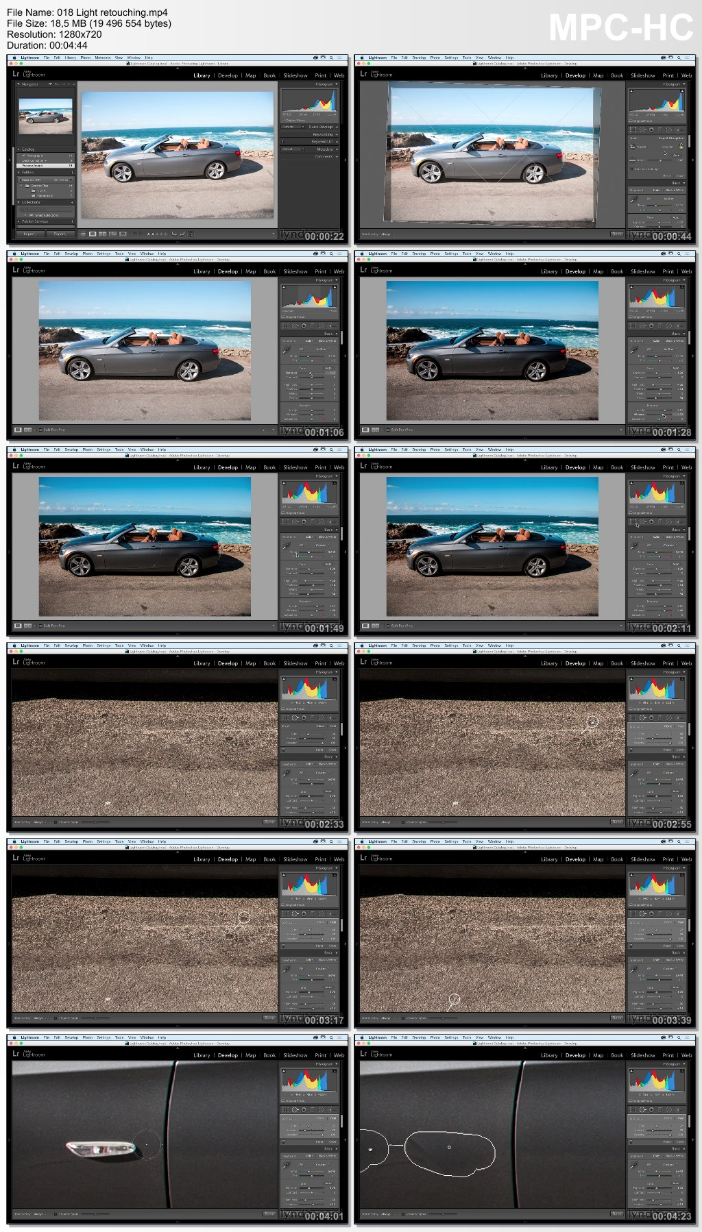 Lynda - Lightroom Insider Training: Mastering the Develop Module