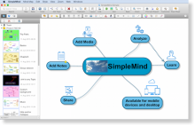 SimpleMind 1.17 MacOSX