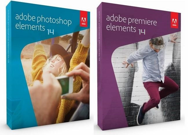 Adobe Photoshop Elements & Premiere Elements 14.0 Multilingual