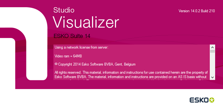 Esko Studio & DeskPack 14.1.1 Build 121 Full + Plugins for Illustrator CC2014/CC2015