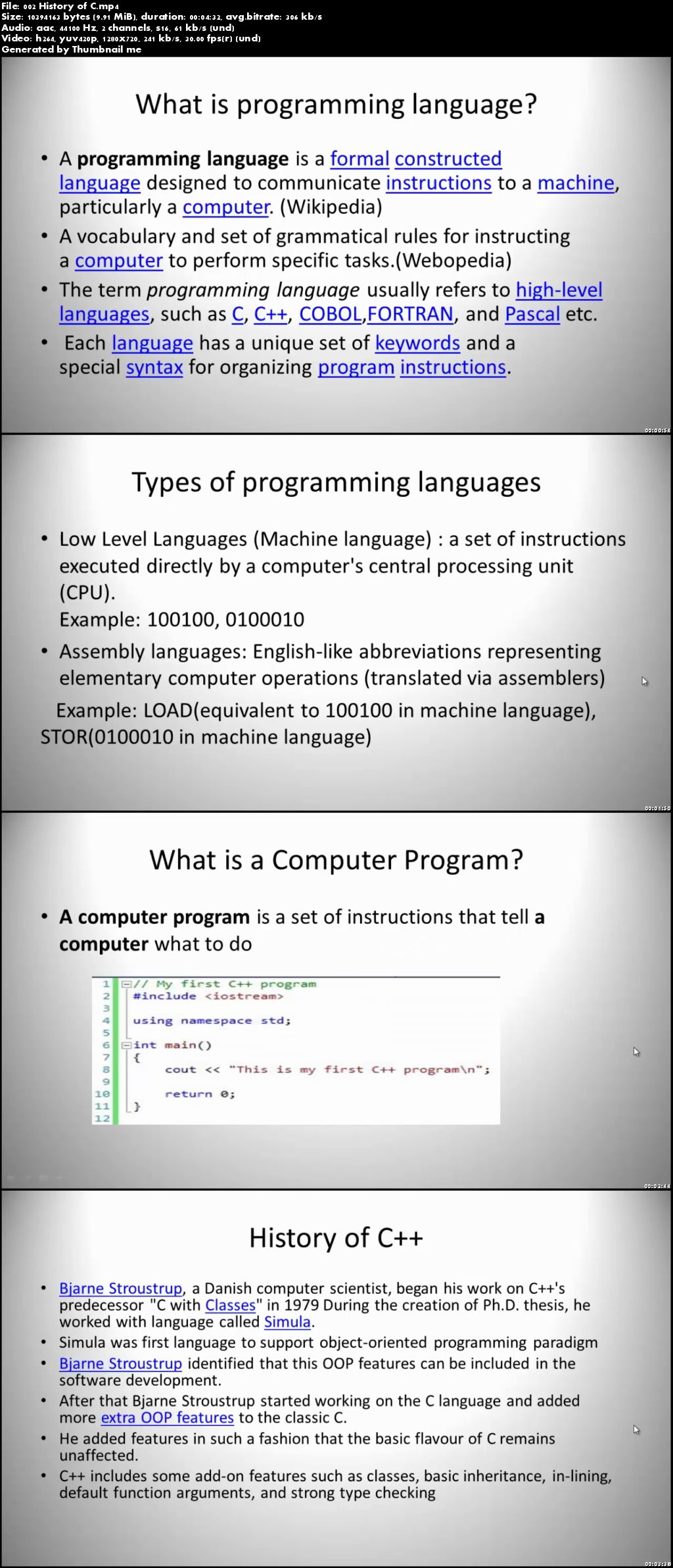 C++ Programming from Zero to Hero Part 1: The Fundamentals