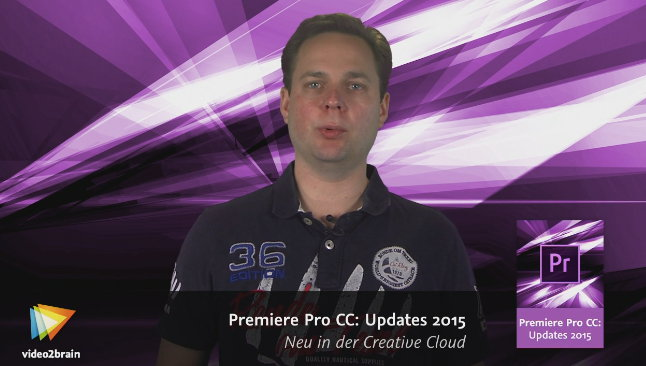 Video2Brain - Premiere Pro CC: Updates 2015
