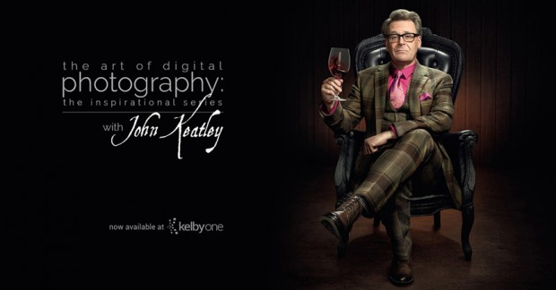The Art of Digital Photography: The Inspirational Series with Kevin Gilbert