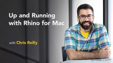 Lynda - Up and Running with Rhino for Mac