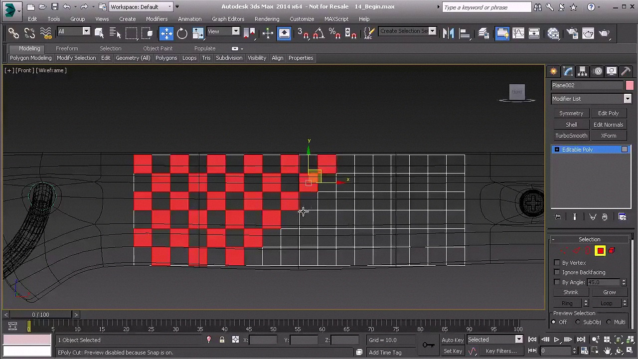 Quick Start to Modeling in 3ds Max: Volume 2 + Project Files [Repost]