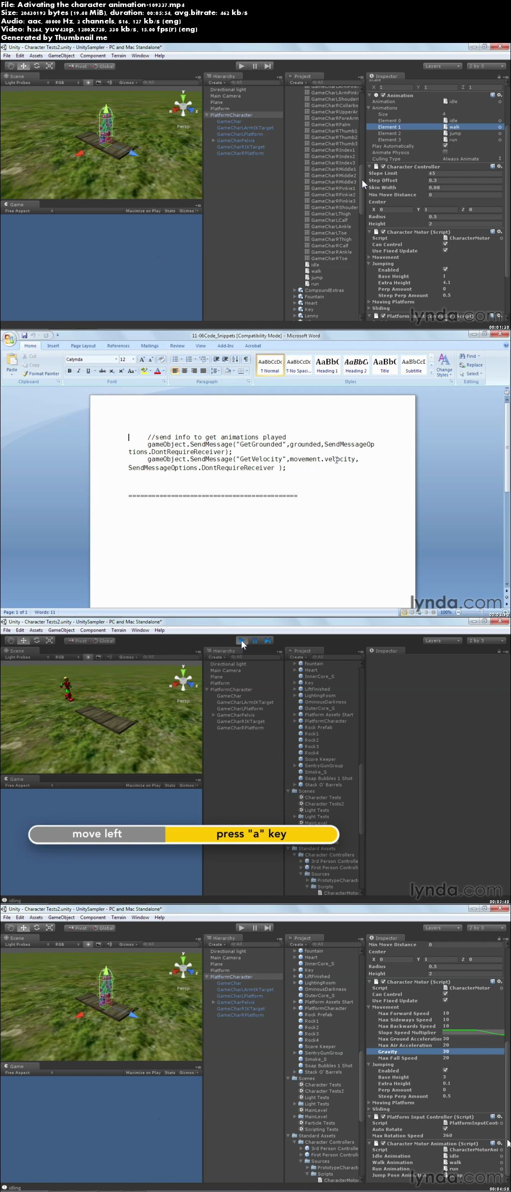 Lynda - Unity 3D 3.5 Essential Training