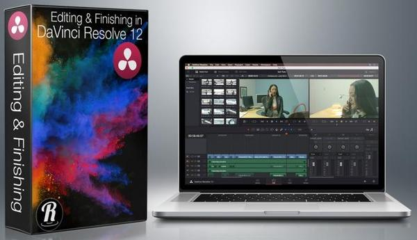 Editing & Finishing in DaVinci Resolve 12