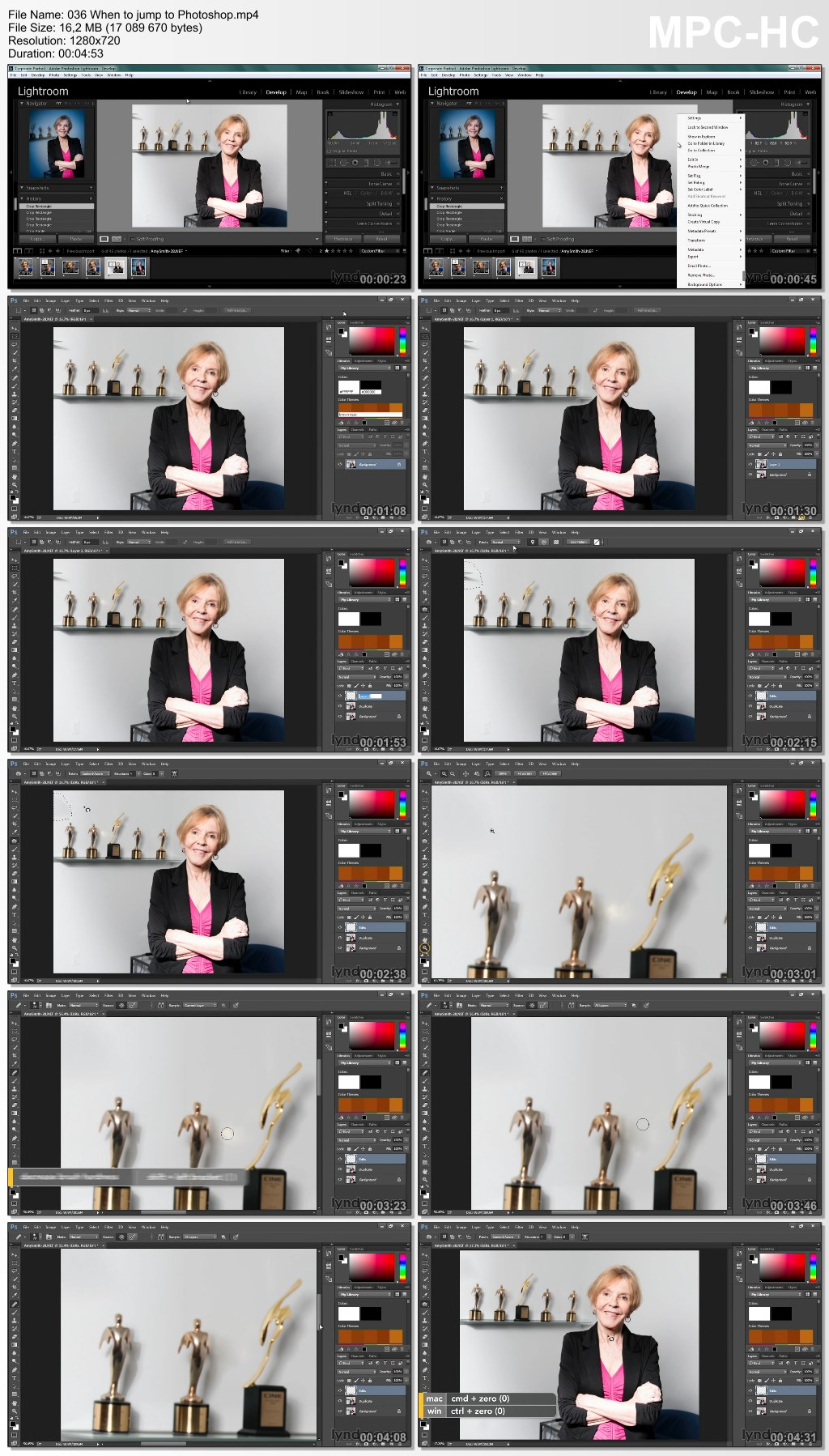 Lynda - Shooting Effective Business Portraits
