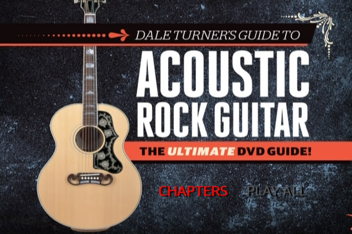 Acoustic Rock Guitar Triple Pack!