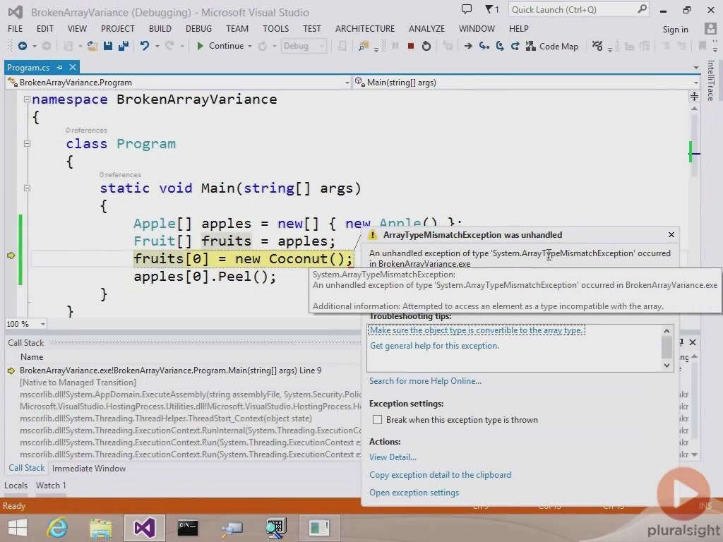 C# Language internals - Part 1 [repost]