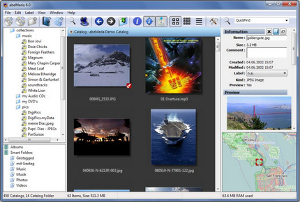 abeMeda for Windows v6.0.0.500