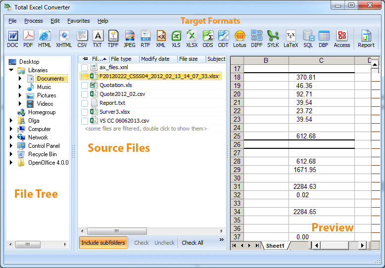 Coolutils Total Excel Converter 4.1.197 Multilingual