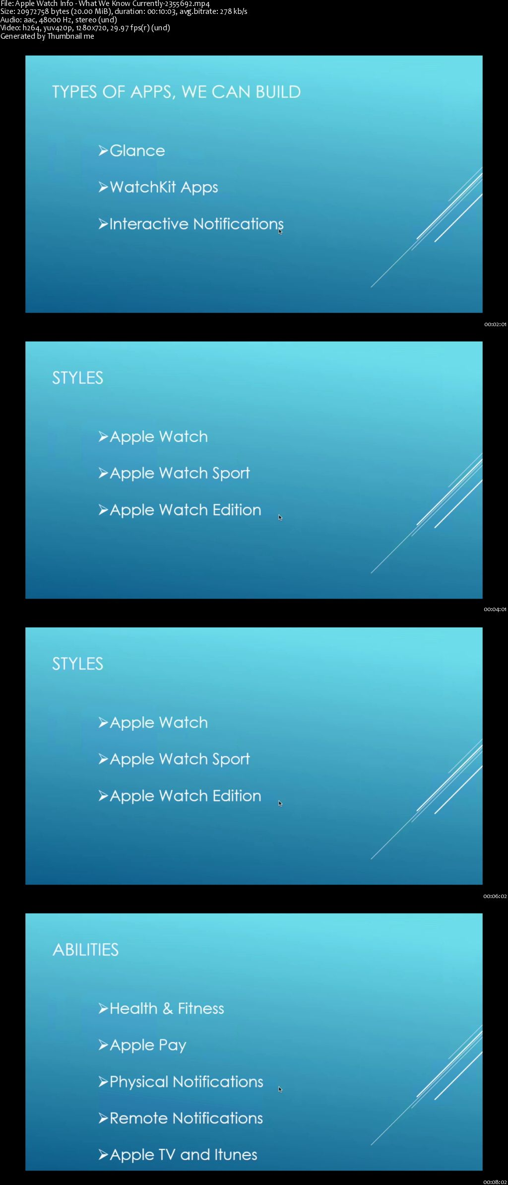 Apple Watch - Learn to Create 5 Apps Using WatchKit