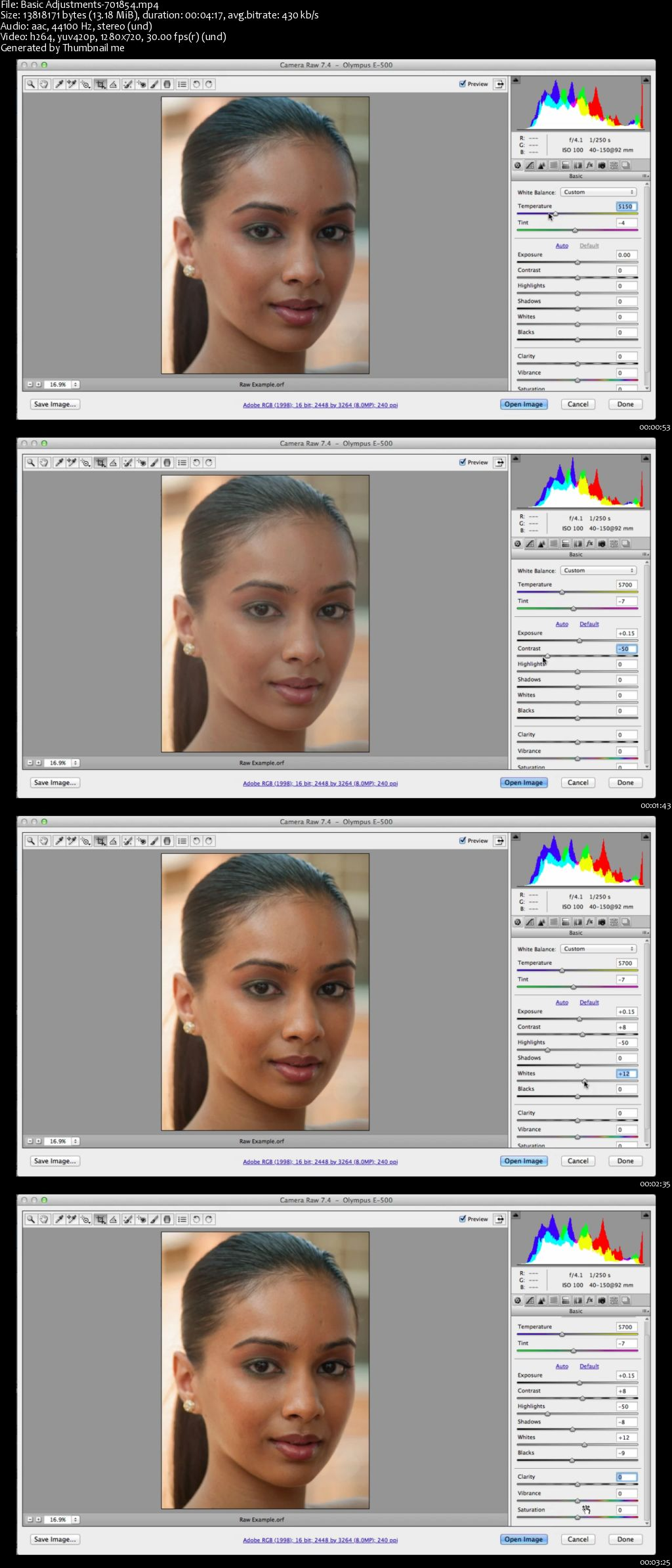 Portrait & Beauty Retouching with Adobe Photoshop
