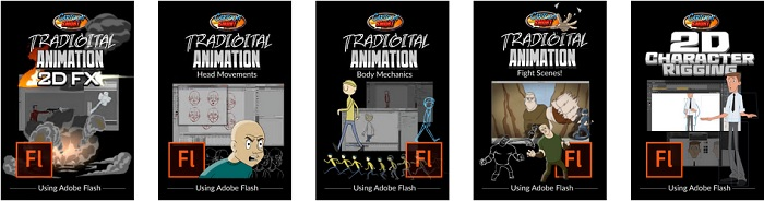 Flash Animation Training Bundle