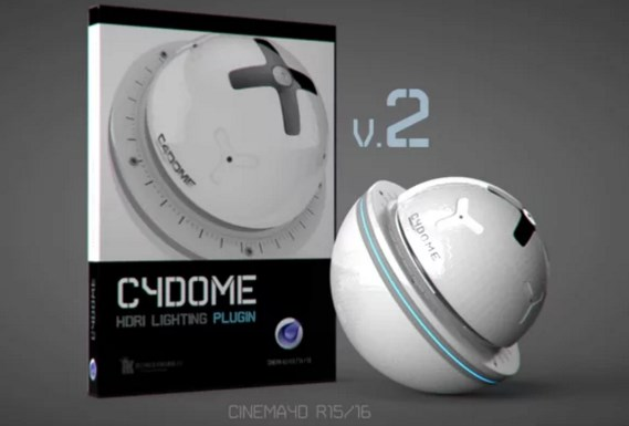 Renderking C4Dome v20 Build 2020150907 for Cinema 4D