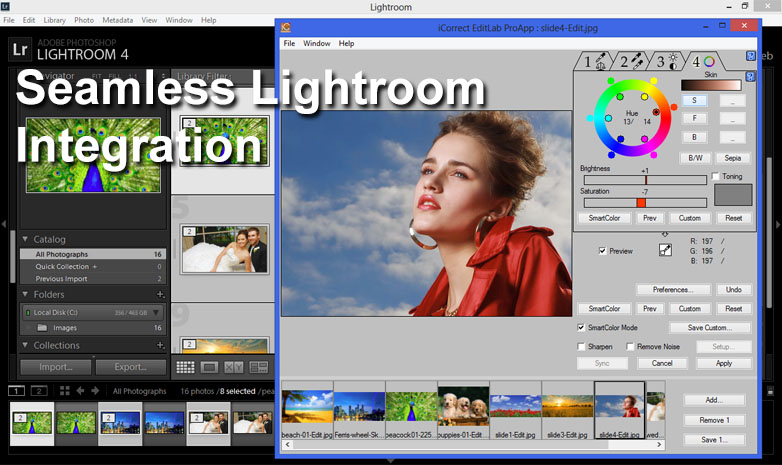 PictoColor Software iCorrect EditLab Pro v6.0